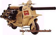 Vespa Artilery