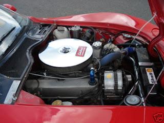 1972 opel gt engine swap