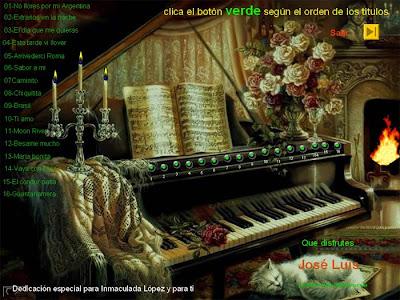 LIBRO ABIERTO: Un piano virtual