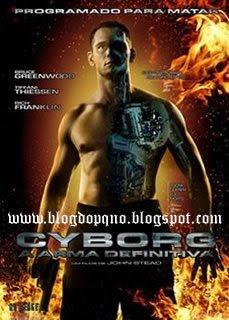 Cyborg - A Arma Definitiva