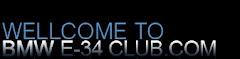 E34 CLUB