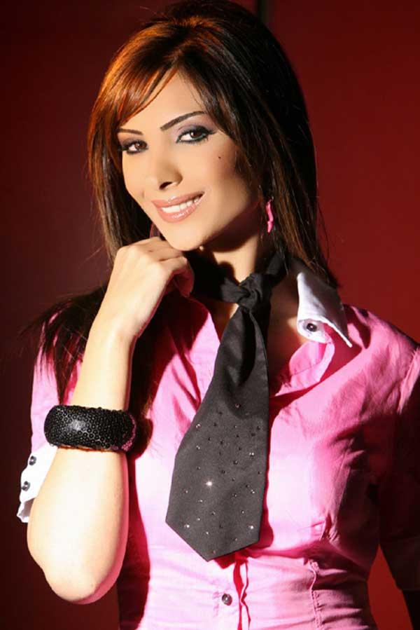 The Most Stylish Arab TV Presenters - Fustany