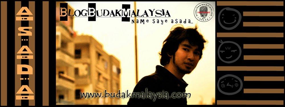 BLOG BUDAK MALAYSIA
