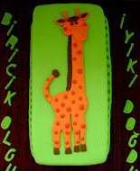 Zürafa Pasta