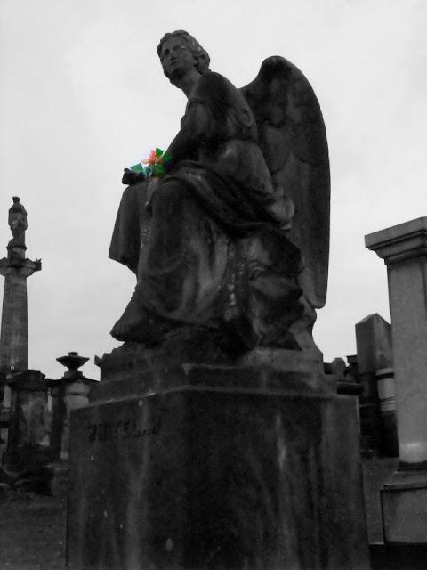 Halloween en la Ciudad de los Muertos Angel