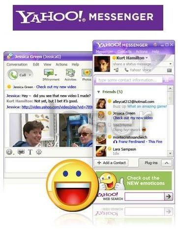 Yahoo messenger dating sites