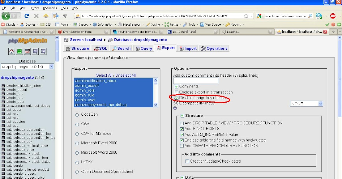 Magento cannot add or update a child row a foreign key constraint fails czetsuya 39 s tech - Alter table add foreign key ...