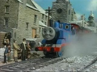 Thomas Es El Gran Tren