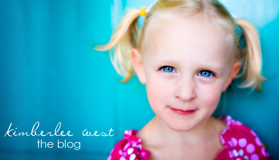 Kimberlee West | Blog