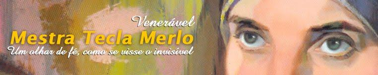 Venerável Mestra Tecla Merlo