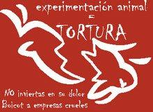 Llistat de productes que experimenten amb animals