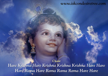 Hare Krishna em nossos corações!