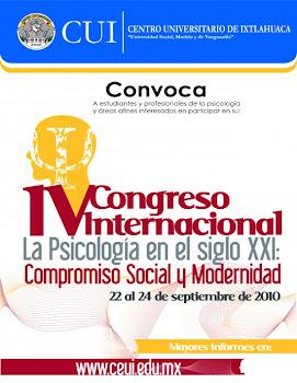 """Conferencia Magistral """"Psicoanálisis del poder en México"""""""