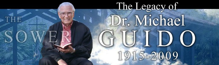The Legacy of Michael Guido