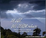 la voz salmo 29