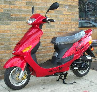 zongshen scooter