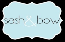 sash and bow