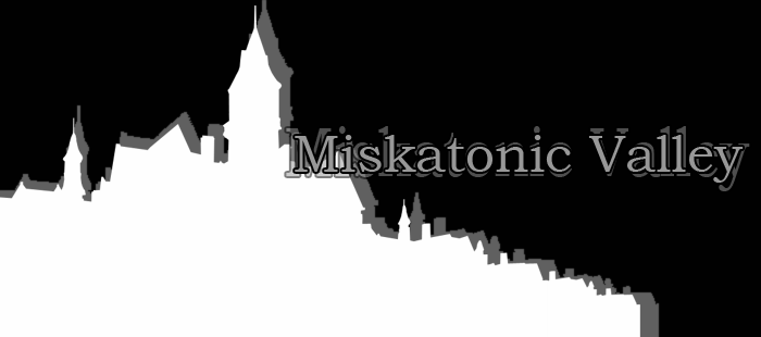 Miskatonic Valley Authority