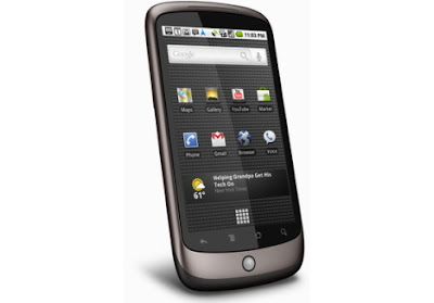 HTC Google Nexus One