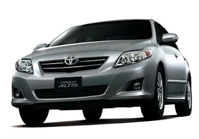 New Toyota Corolla Altis Diesel
