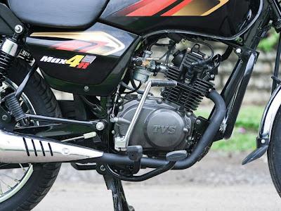 TVS Max 4R