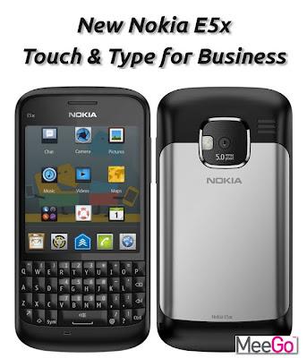 Nokia E5x