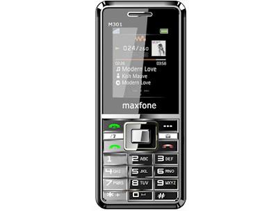 Maxfone M301