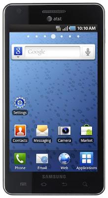 Samsung i997 4G