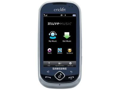 Samsung Suede R710
