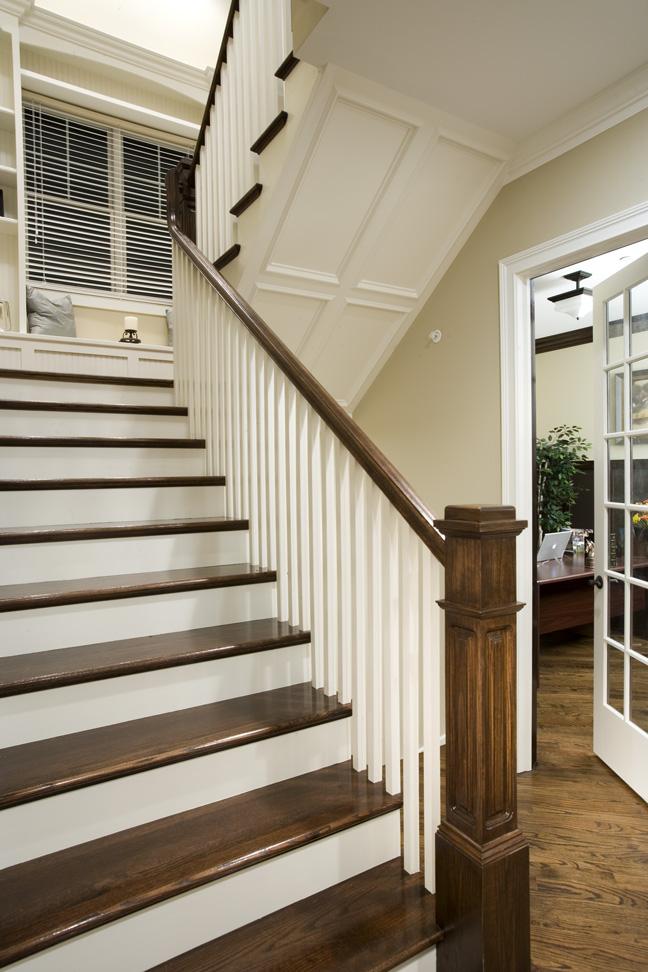 Decoration entrance hall corridor ladder - Corridor entrance ...