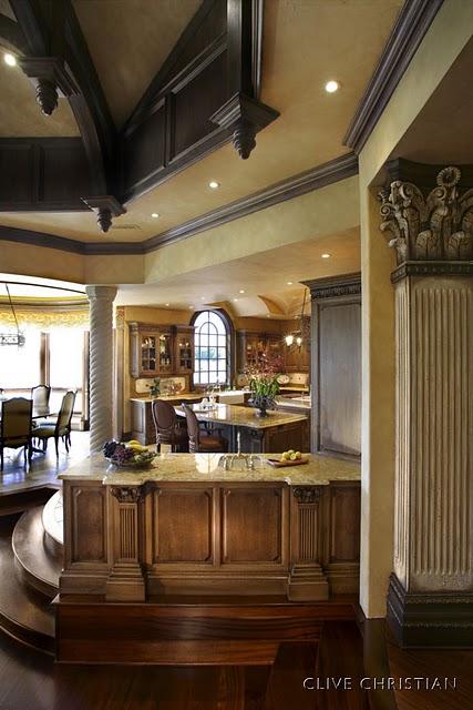 Decoration cl ve chr st an k tchen furn ture for Robert clive kitchen designs