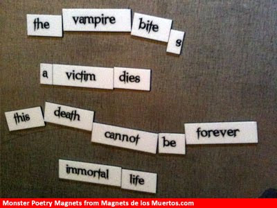 vampire poems graphics and comments