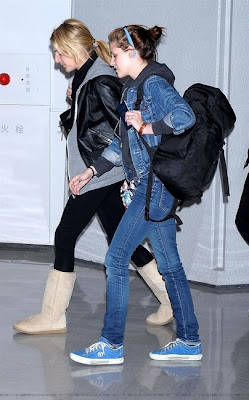 Kristen Stewart Jeans on Kristen Wears J Brand 912 Pencil Leg Jeans Her Favourite Ec Star