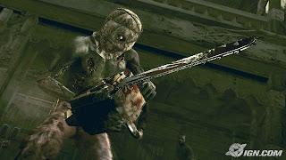 Resident Evil 4 Chainsaw Guy Best villian ever
