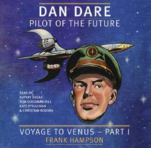 Dan Dare audio