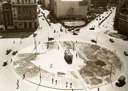 en 1939 Ordenaron demoler el Obelisco