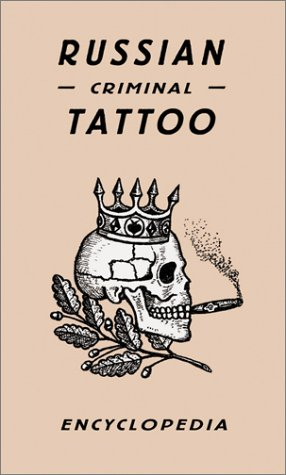 These images are taken from the legendary book Russian Criminal Tattoos,