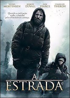 Filme Poster A Estrada DVDRip XviD Dual Audio
