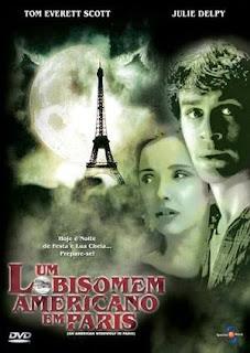 Filme Poster Um Lobisomem Americano em Paris DVDRip XviD & RMVB Dublado