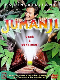 Filme Jumanji DVDRip RMVB Dublado