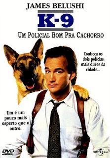 Filme Poster K-9 Um Policial Bom Pra Cachorro DVDRip XviD & RMVB Dublado