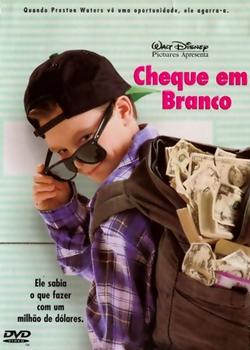 Filme Poster Cheque em Branco DVDRip XviD & RMVB Dublado