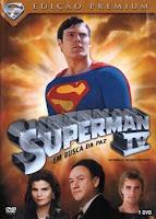 Filme Superman 4 Em Busca da Paz - Dublado