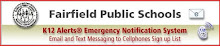 Fairfield K12 Emergency Notification