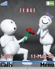 vodafone zoozoo Themes for all Sony Ericsson Cell Phone mobiles