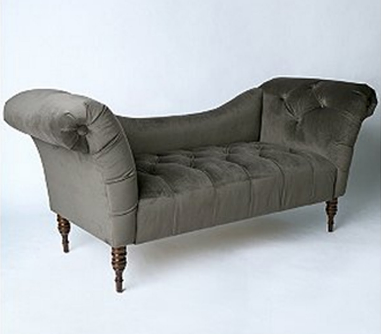 Rg the shop library antoinette fainting sofa for Fainting couch