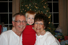 Christmas at Nana's and Papa's