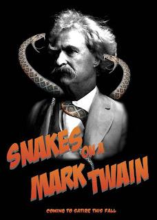 Snakes on Mark Twain