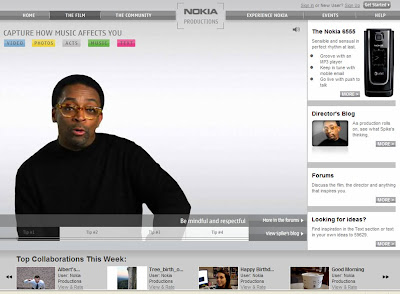 Nokia Spike Lee