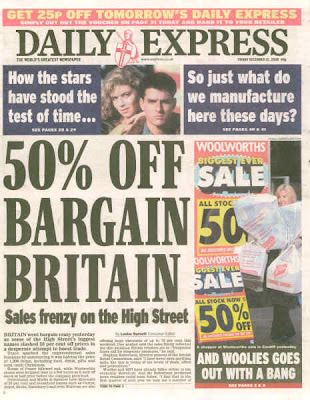 Daily Express Bargain Britain